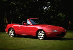 1990 Mazda Miata MX-5 (First Generation) For Sale to Benefit Animals - see www.pacsnj.org for details