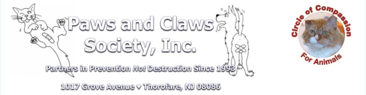 Paws and Claws Society, Inc.